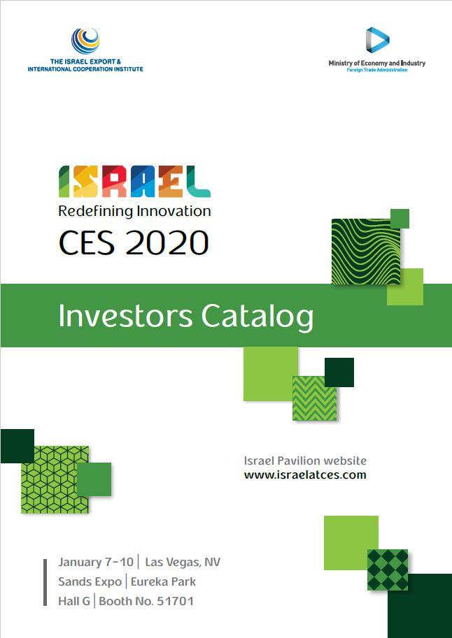 Investor Catalog 2019